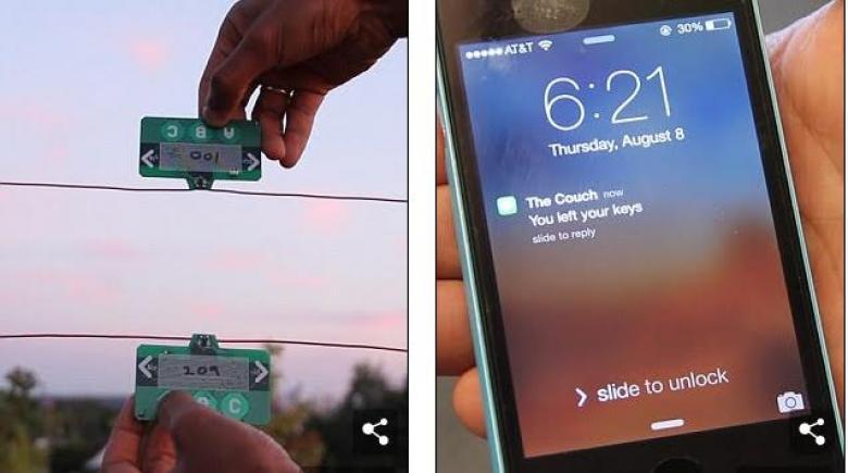 هاتف ذكي يعمل دون بطارية!
