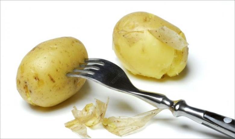 دراسة: البطاطس بريئة من البدانة