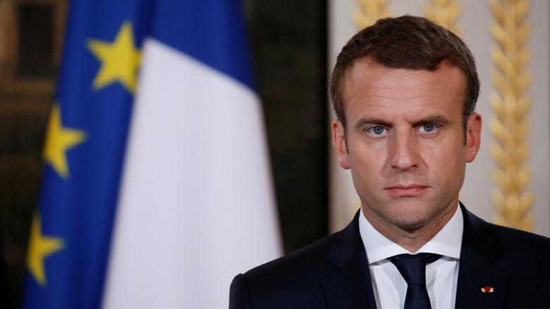 الرئيس الفرنسي: ملف خاشقجي خطير والسعودية ليست زبونا كبيرا