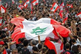 مظاهرات لبنان.. لقطات نادرة من الاحتجاجات