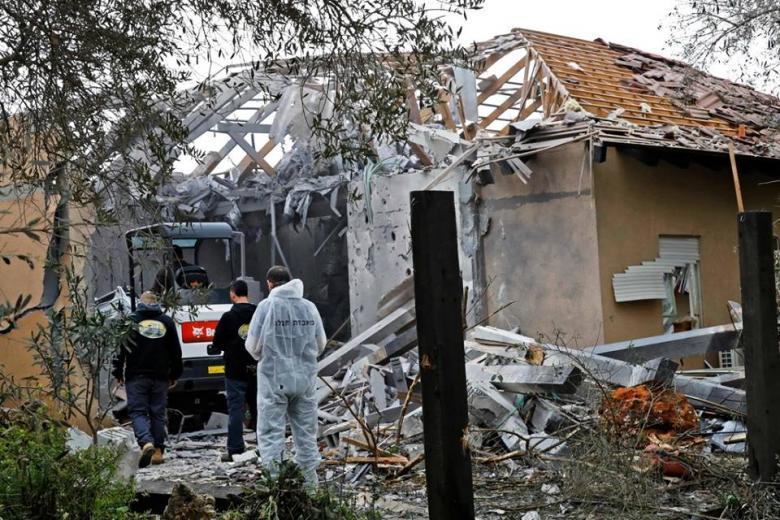 منافسو نتنياهو يقرعون طبول الحرب على غزة