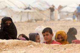 المعارضة السورية: روسيا تقصف مخيم لاجئين قرب الحدود الأردنية