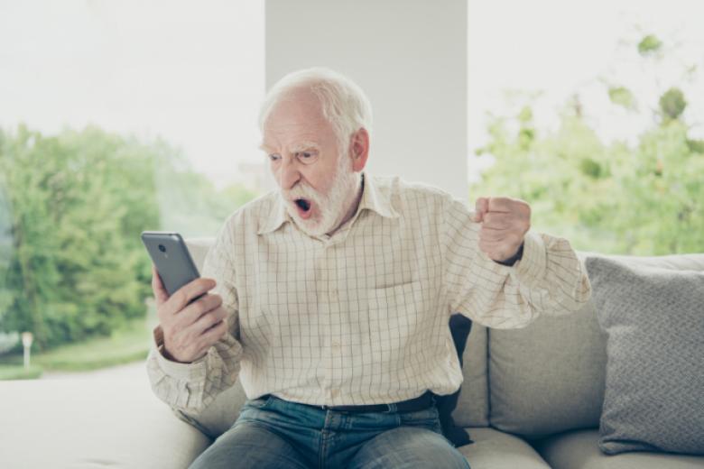 متى تصبح مشاعر الغضب مفيدة لإطالة عمر الإنسان؟