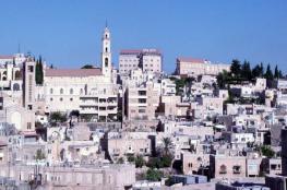 الاحتلال يصادر أكثر من 100 دونم في بيت لحم