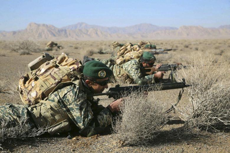 دراسة بريطانية: إيران أفضل عسكرياً في نزاع محتمل مع واشنطن وحلفائها