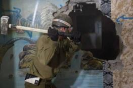 الاحتلال يعتقل 7 مواطنين بالضفة ويهدم منزلا بالقدس