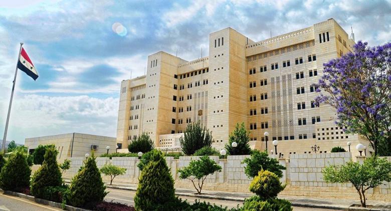 سوريا تطالب الأمم المتحدة ومجلس الأمن بإدانة غارات التحالف