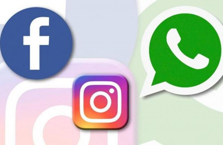 توقف بخدمات موقع فيسبوك وتطبيقاته في العالم