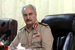 حفتر يكشف عن 4 دول ساعدت قواته في حرب بنغازي