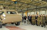 الجزائر تسعى لتحقيق الاكتفاء الذاتي في مجال الصناعات العسكرية