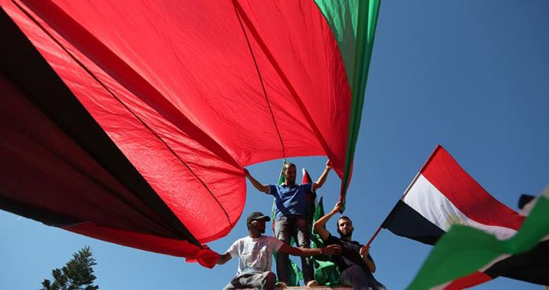 مسيرة للقوى الوطنية لحماية المصالحة