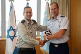 تعيين مسؤول جديد للتنسيق بين الجيشين الأمريكي والإسرائيلي