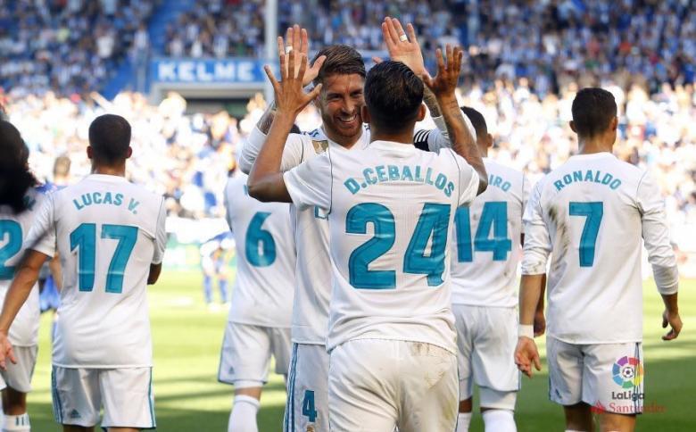 ريال مدريد ينجو من مفاجآت ألافيس بانتصار صعب