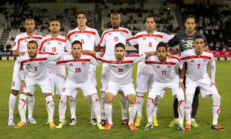 """""""إسرائيل"""" تتسبب في إلغاء مباراة بين فلسطين ومصر"""