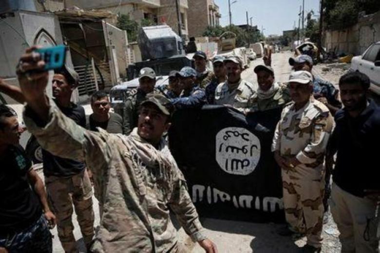 القوات العراقية تبدأ اقتحام مدينة الموصل القديمة