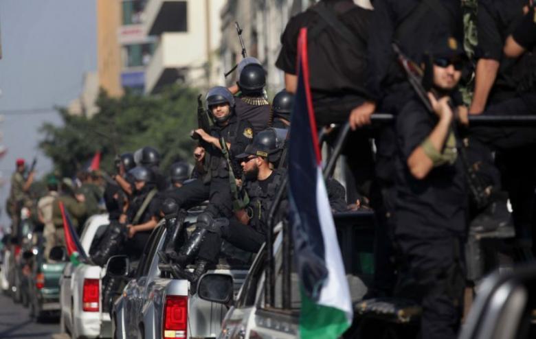 """""""بنك مالي للعملاء"""" في قبضة أجهزة الأمن بغزة"""