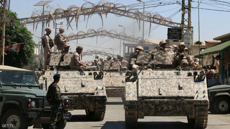 الجيش اللبناني يضيق الخناق على داعش في بعلبك
