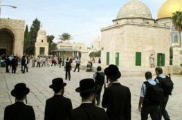 """قانون في الكنيست يسمح لليهود بالصلاة في """"الأقصى"""""""