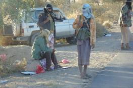المقاومة تسيطر على مواقع للحوثيين وصالح بالبيضاء