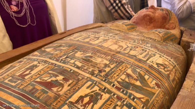 كشف أثري فرعوني بالأقصر يعود إلى 3500 عام