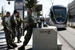 """عودة عمل القطارات من وإلى """"غلاف غزة"""""""