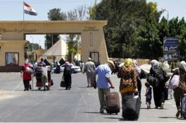 عودة 26 مواطناً عالقاً من مطار القاهرة إلى غزة