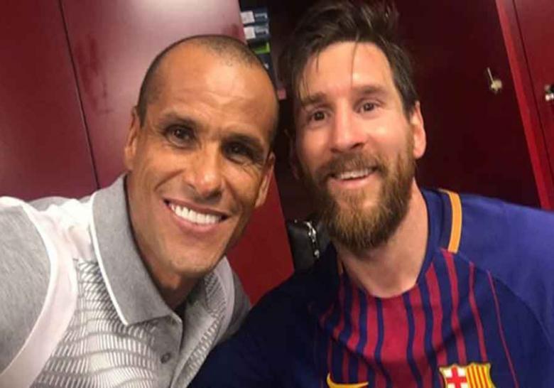 البرازيلي ريفالدو: برشلونة يفتقد ميسي كثيراً