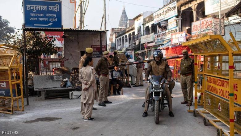 الهند.. العثور على جثة امرأة محروقة يشتبه باغتصابها