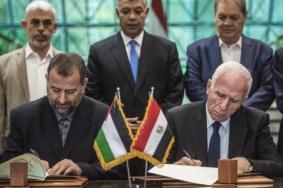 """""""خطة مصر"""" لتهيئة الأجواء الفلسطينية"""