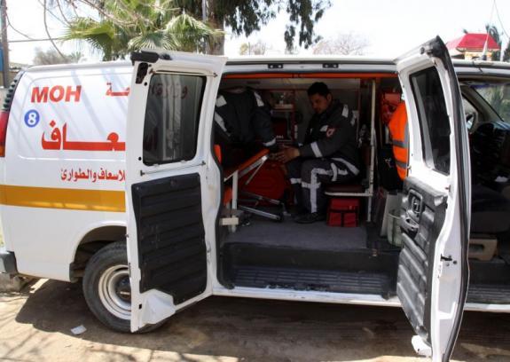 إصابة فتى جراء انفجار جسم مشبوه جنوب غزة