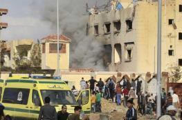 مصر.. 235 قتيل بهجوم على مسجد شمال سيناء