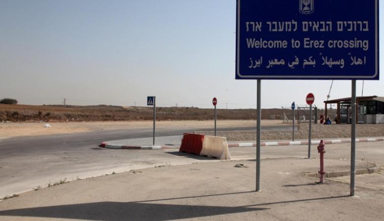 """الاحتلال يعيد فتح معبر """"بيت حانون"""""""