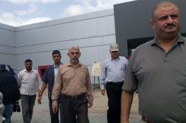 وفد حماس برئاسة السنوار يعود إلى غزة من القاهرة