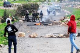 إصابة شابين برصاص الاحتلال في قباطية جنوب جنين