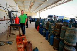 تنويه من مالية غزة حول كمية وأسعار الغاز