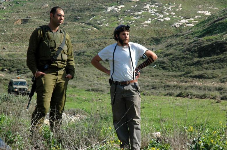 الاحتلال يحذر رعاة أغنام من الرعي في الأغوار الشمالية