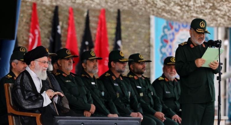 قائد الحرس الثوري: ردنا على اغتيال سليماني نزع عن أمريكا هيبتها المصطنعة