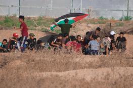 """جماهير قطاع غزة تتجهز لـ """"جمعة الشباب الفلسطيني"""""""