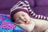 نوم الأطفال حديثي الولادة