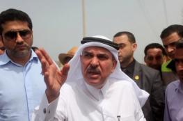 العمادي: لن نتخلى عن سكان غزّة ونسعى لإبعادهم عن خطر الحرب