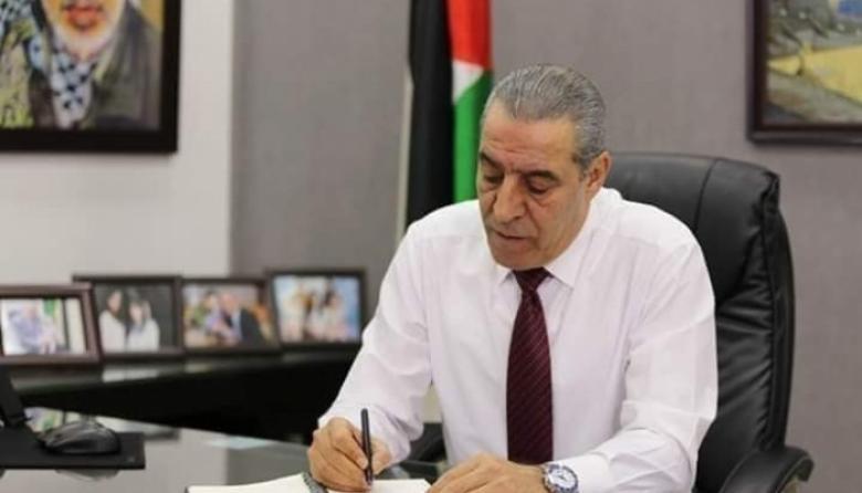حسين الشيخ يرد على وزبر إسرائيلي أنكر وجود الشعب الفلسطيني