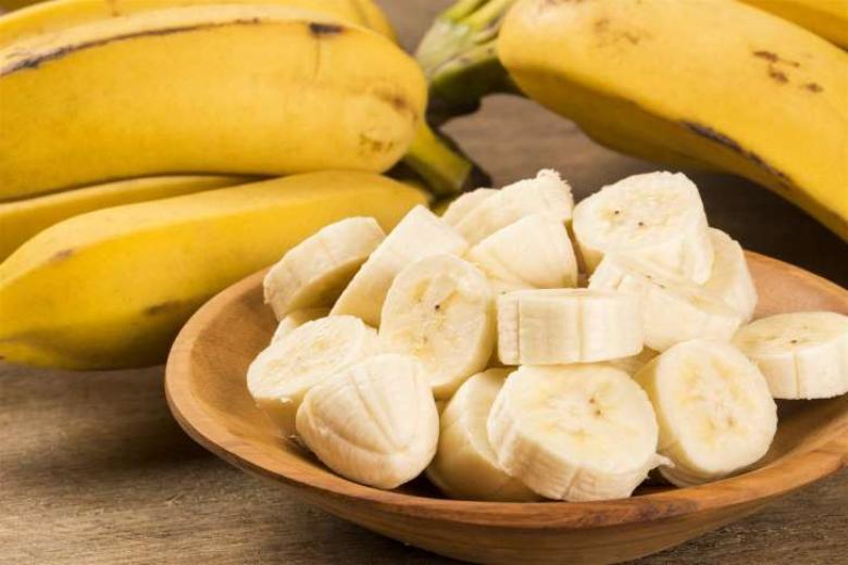 علاقة لون الموز بفائدته