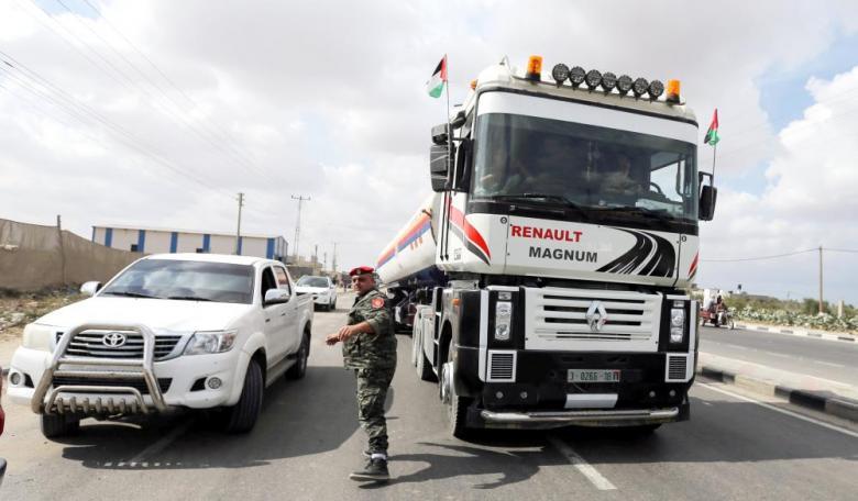 لماذا تراقب الأمم المتحدة الوقود القطري عند دخوله للقطاع؟