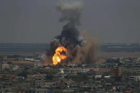 3 إصابات باستهداف إسرائيلي لمجموعة من المواطنين شرق غزة