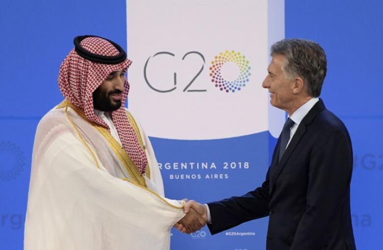 مواقف طريفة ومحرجة لقادة دول G20