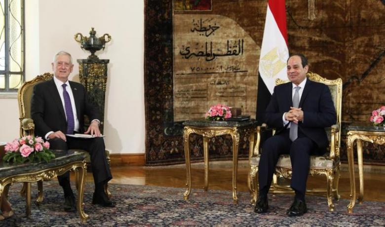 واشنطن تطمئن القاهرة على مستقبل روابطهما العسكرية