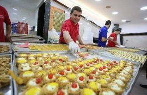 حلويات نابلسية في شهر رمضان المبارك