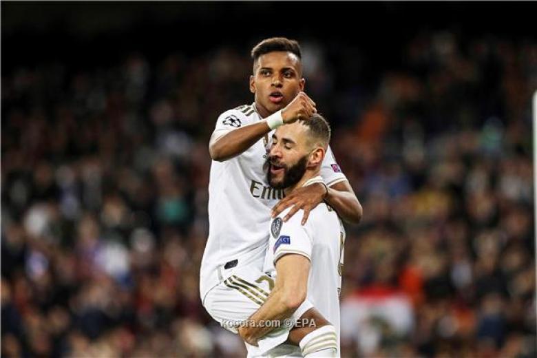 ريال مدريد يكسر النحس بسداسية ضد جالطة سراي