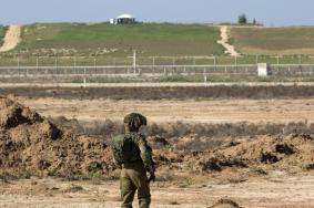 إصابة جندي إسرائيلي برصاص قناصة جنوب القطاع
