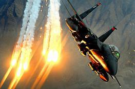 """أمريكا والحلفاء ينفذون 25 غارة على """"تنظيم الدولة"""""""